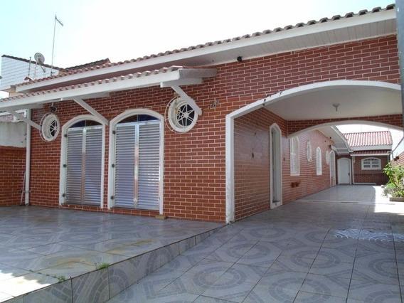 Casa Com 02 Dormitórios E Edícula A 750 Metros Da Praia. - 3294 - 3201510