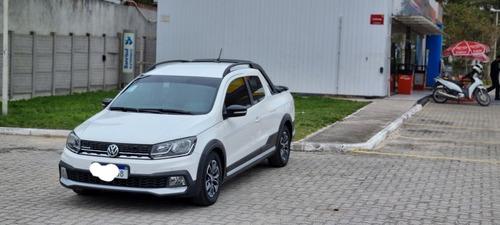 Imagem 1 de 7 de Volkswagen Saveiro 1.6 16v Cross Cab. Dupla Total Flex 2p-