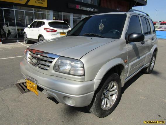Chevrolet Grand Vitara Fe 2.0 4x2