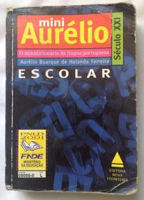 Miniaurélio Século Xxi E Minidicionário Espanhol/português