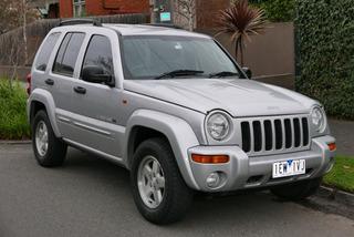Repuestos Jeep Cherokee Liberty 2005 (kj)