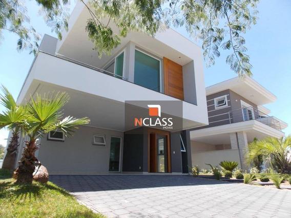 Casa Com 3 Dormitórios À Venda, 305 M² - Alphaville - Gravataí/rs - Ca1608