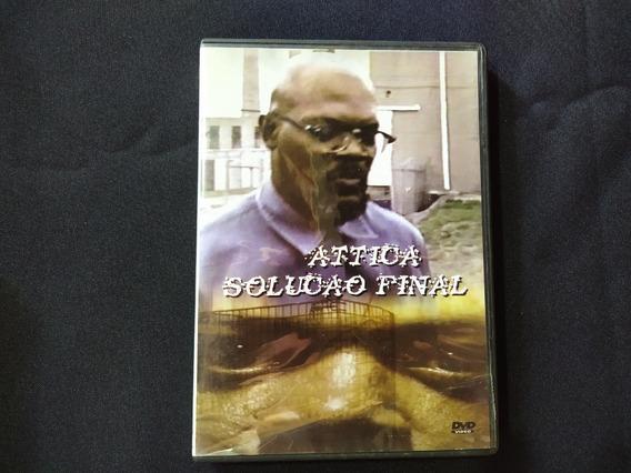 Attica, Solução Final (dvd Original)