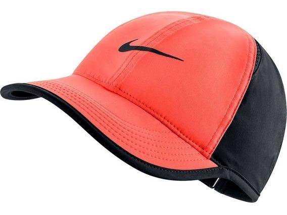 Gorra Nike Dri Fit Featherlight Ligera Correr Dama 679424