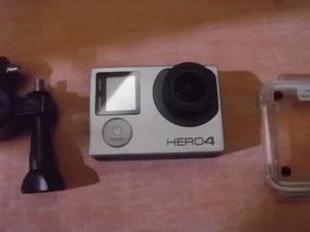 Camara Gopro Hero4 Silver Y Accesorios