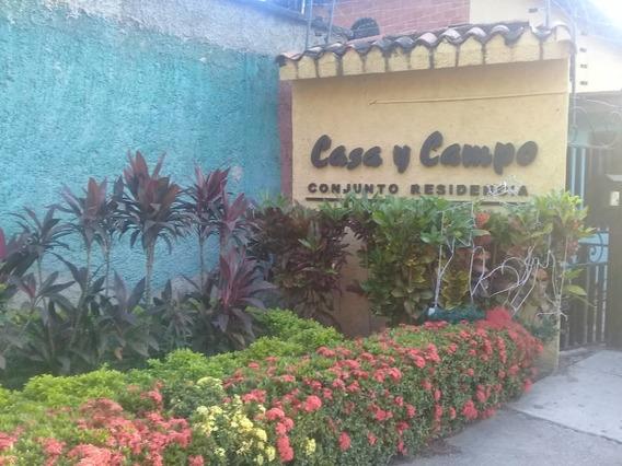 Alquiler En El Limon -resd.casa Y Campo -vanessa 04243219101