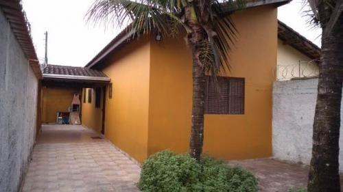 Casa Em Ótimo Local No Bairro Sion Em Itanhaém - 6268   Npc