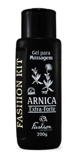 24 Gel De Arnica Extra Forte Fashion Atacado