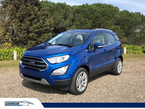 Ford Ecosport Titanium 2020 0km