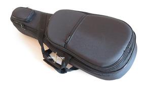 Capa Violino Extra Luxo Reforçada Para Violino 4/4 + Breu