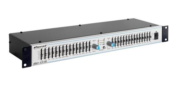 Equalizador Oneal Oge 1520 15 Bandas Stereo Bivolt