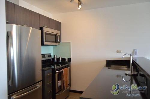 Apartamento En Venta  Zona 10 Guatemala Para Inversion - Pva-004-12-12-82