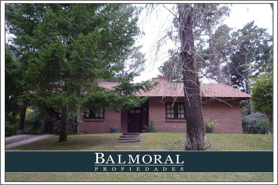 Ref: 8232 - Casa En Venta - Pinamar - Golf Viejo