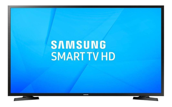 Smart Tv Led 32 Samsung Un32j4290agxzd Hd Com Wi-fi, 60hz