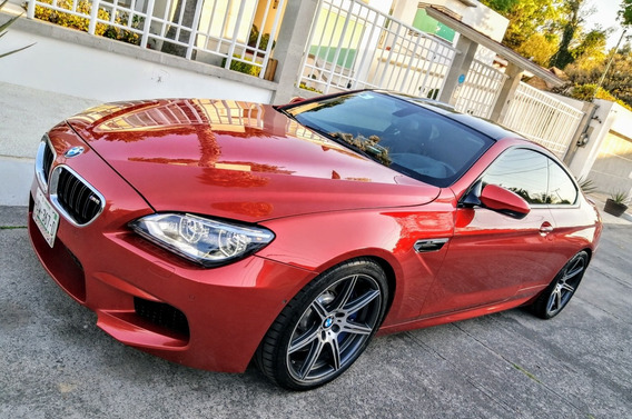 Bmw M6 Competition Edition 2014 Factura Original Muy Cuidad