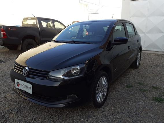Volkswagen Gol Trend 1.6 Negro 2015