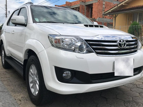 Toyota Hilux Sw4 3.0 Srv 4x4 Automática 2014