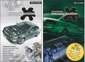 Curso De Mecanica Automotiva 2cds