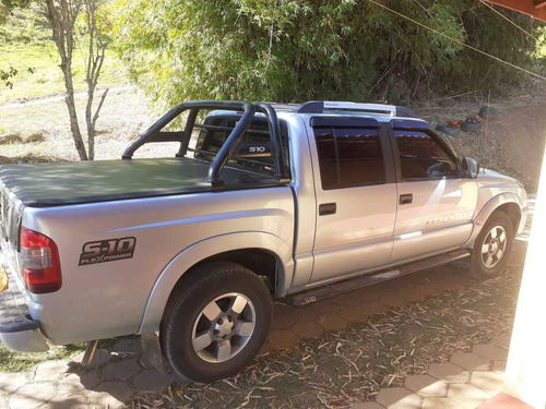 Chevrolet S10 2011 2.4 Executive Cab. Dupla 4x2 Flexpower 4p
