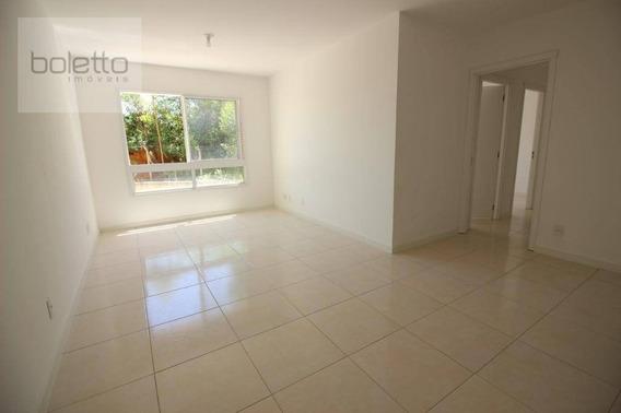 Apartamento Com 3 Dormitórios À Venda E Aluguel, 76m² - Marechal Rondon - Canoas/rs - Ap1481