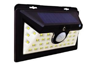 Luz Solar Onebox Ob-ps450 34 Led Sensor Movimiento Soundgrou