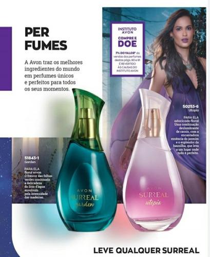 Pefumes Avon
