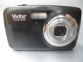 Câmera Fotográfica Digital Vivitar Vivicam 9124