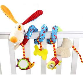 Mobile Para Berço De Bebê Cachorrinho Espiral Mordedor