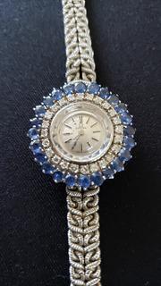 Reloj Omega Oro Y Diamantes Relojes y Joyas en Mercado