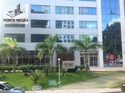 Sala Comercial, 64m2, The Place, Adrianópolis - Sa0008