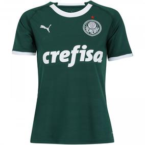 Nova Camisa Palmeiras Oficial Feminina 19/20 + Frete Grátis!