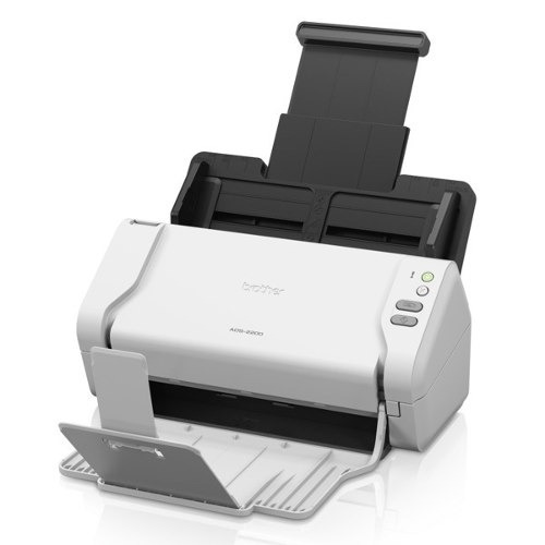 Scanner Brother Ads2200 35ppm/70 Entrega Ipm Pronta