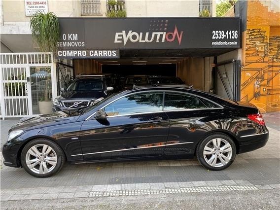 Mercedes-benz E 250 1.8 Cgi Coupé 16v Gasolina 2p Automático