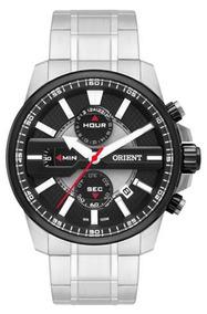 Relógio Orient Masculino Sport Aço Mbssc162p1sx