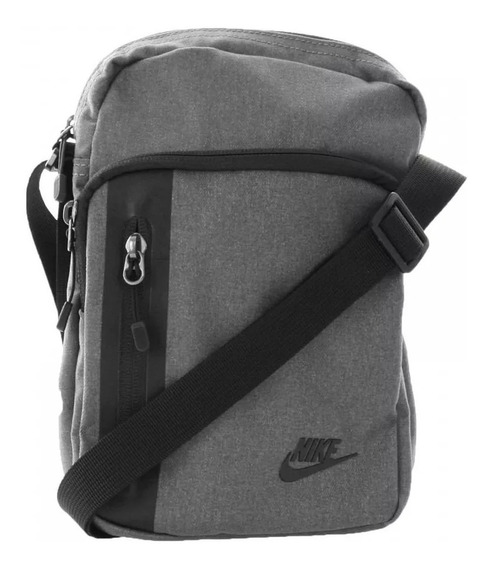 Bolsa Nike Shoulder Bag Small Cross Body Cinza Sem Juros