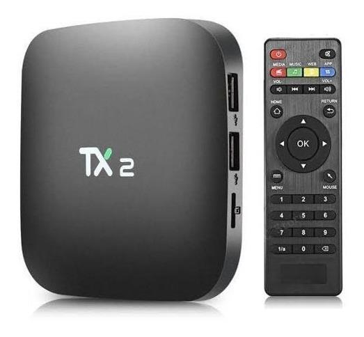 Conversor De Tv Para Smart Tv Tx2 Box