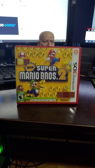 New Super Mario Bros 2 3ds Com Caixa Perfeitas Condições