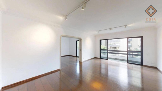 Apartamento Com 5 Dormitórios À Venda, 368 M² Por R$ 1.050.000 - Vila Morumbi - São Paulo/sp - Ap46653