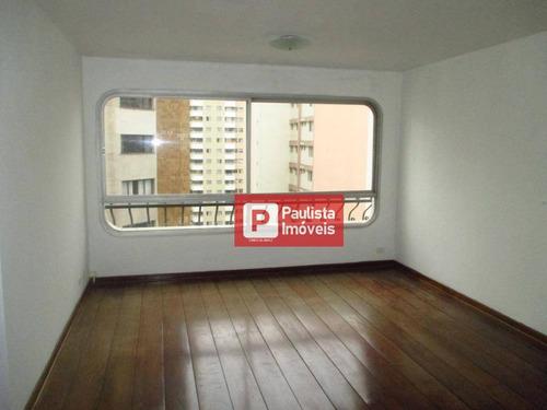 Apartamento Com 3 Dormitórios À Venda, 115 M² - Brooklin - São Paulo/sp - Ap26872