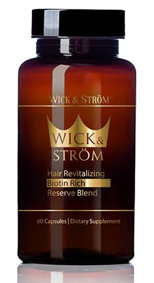 Vitaminas Wick & Ström Para El Cabello