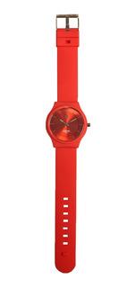 Reloj Orbital Silicona Resistente 100m Agente Of. Liniers