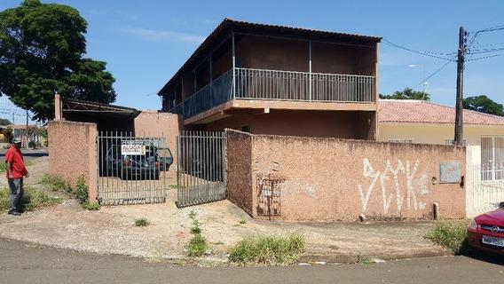 Sobrado Residencial Para Locação, Aquilles Sthengel, Londrina. - So0025