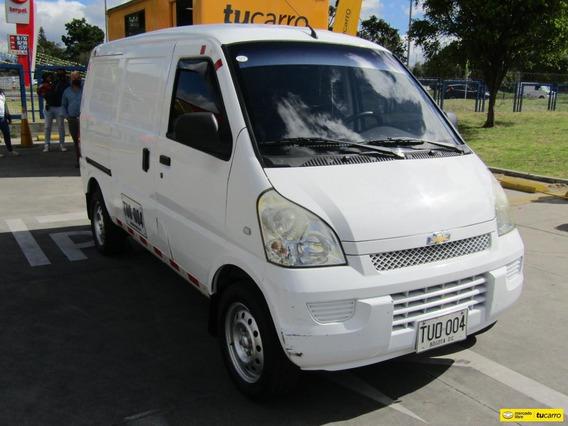 Chevrolet N300 Max 1.2 Cargo Aa