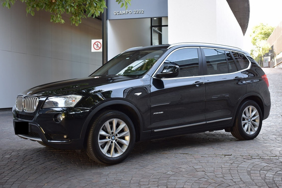 Bmw X3 Xdrive 35i Executive 306cv