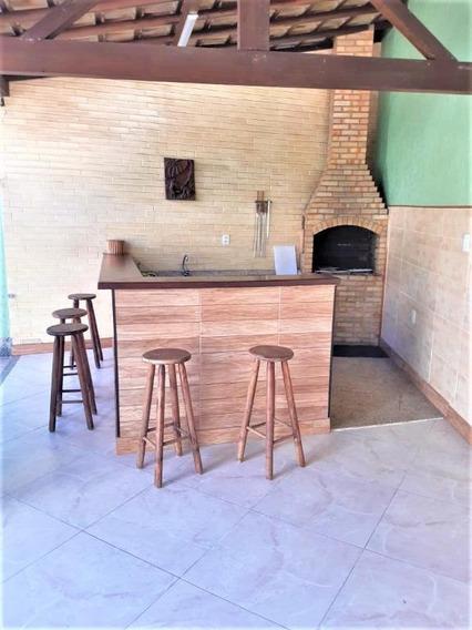 Casa Com 2 Dormitórios À Venda, 120 M² Por R$ 550.000,00 - Santa Rosa - Niterói/rj - Ca0655