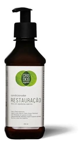 Cris Dios Organics - Restauração - Condicionador