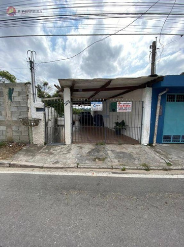 2 Casas No Quintal À Venda Por R$ 300.000 - Embu Mirim - Itapecerica Da Serra/sp - Ca0310