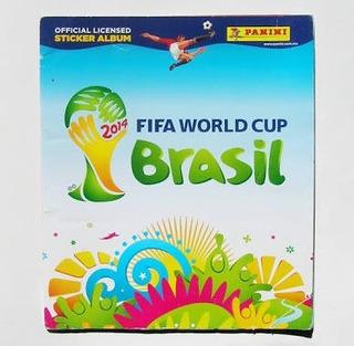 Estampas Sueltas Mundial Brasil 2014 0riginales