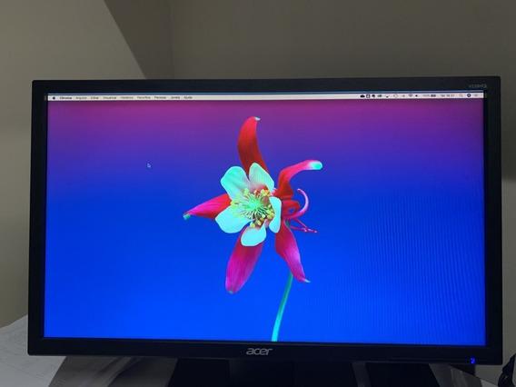 Monitor Acer V226hql 21.5 Full Hd 60hz 5ms Dvi Hdmi¿