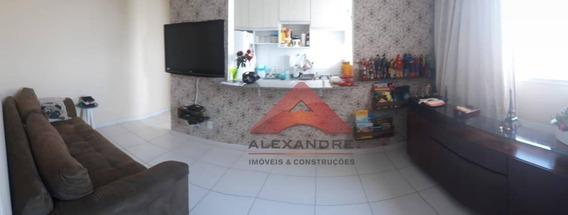 Apartamento Com 2 Dormitórios À Venda, 44 M² Por R$ 180.000,00 - Parque Industrial - São José Dos Campos/sp - Ap3736